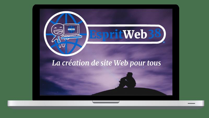 illustration espritweb PC